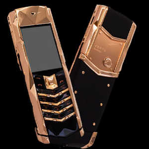 Vertu Signature S Design Boucheron Gold 105