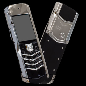 Vertu Signature S Design Boucheron White Gold 150