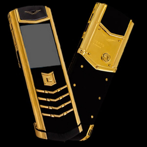 Vertu Signature S Design Yellow Gold  Ultimate