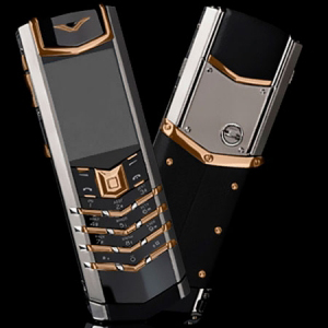 Vertu Signature S Design Stainless Steel Mixed Metals