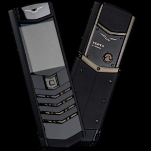 Vertu Signature S Design Leather  Ultimate PVD