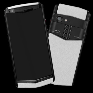 Vertu Aster P Stainles White Leather Exclusive
