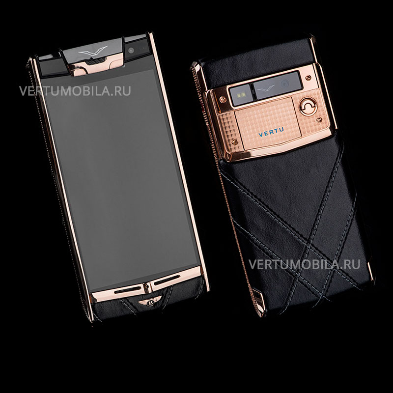 Vertu Signature Touch Gold for Bentley
