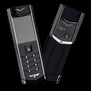 Vertu Signature S Design Stainless Steel Bentley