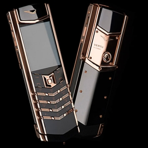 Vertu Signature S Design Stainless Gold Ultimate Ceramic