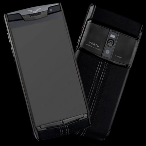 Vertu Signature Touch  Pure Black  NEW