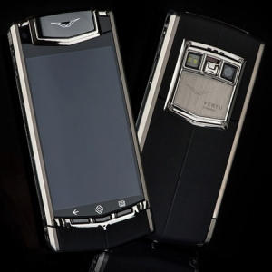VERTU TI ANDROID BLACK LEATHER